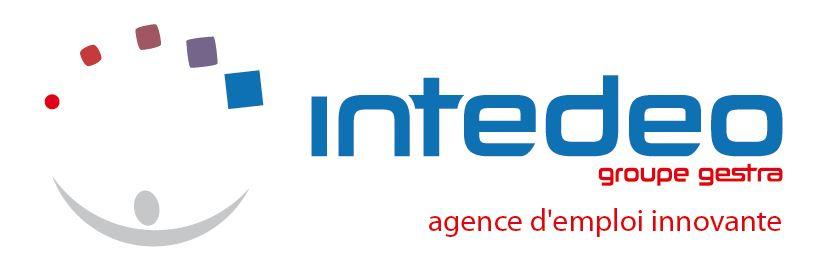 Logo de l'entreprise d'intérim d'insertion par l'activité économique INTEDEO - Saint-Dié des vosges