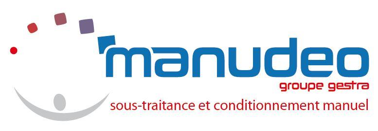 Logo de l'entreprise d'insertion MANUDEO en déodatie