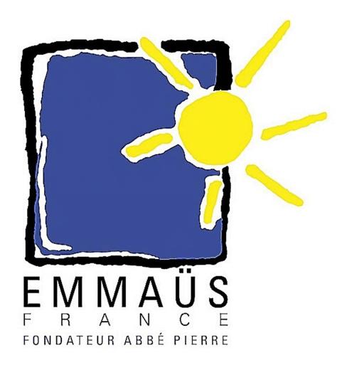 Logo Emmaus - Vosges
