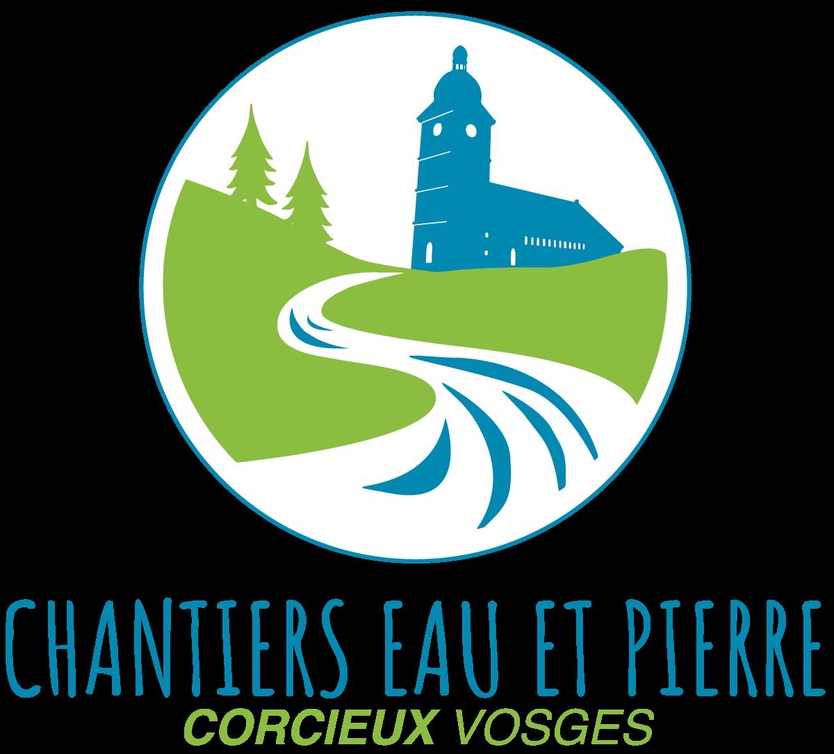 Logo de l'association IAE CHANTIERS EAU ET PIERRE - Vosges